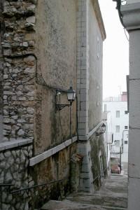 Implantación 1 | Adecuación de la Iglesia Nuestra Señora del Socorro de Peñíscola (Castellón)