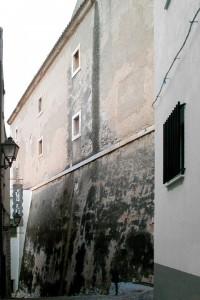 Implantación 2 | Adecuación de la Iglesia Nuestra Señora del Socorro de Peñíscola (Castellón)
