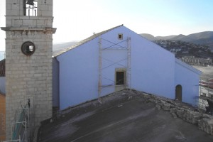 Revoco | Adecuación de la Iglesia Nuestra Señora del Socorro de Peñíscola (Castellón)
