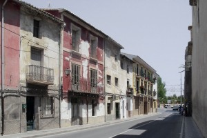 Estado previo 2 | Restauración del entorno urbano del Santuario de la Santa Faz