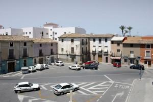 Estado previo 3 | Restauración del entorno urbano del Santuario de la Santa Faz