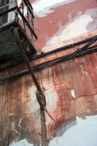 Patologías 1 | Restauración del entorno urbano del Santuario de la Santa Faz