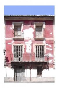 Elementos tipológicos impropios 2 | Restauración del entorno urbano del Santuario de la Santa Faz