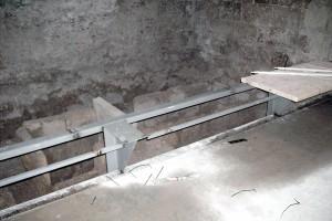 Ejecución pavimentos interiores 3 | Restauración litúrgica de la Iglesia de Sant Francesc de Xátiva (Valencia)