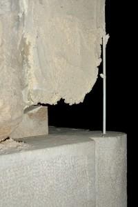 Reparación contrafuertes 2 | Restauración litúrgica de la Iglesia de Sant Francesc de Xátiva (Valencia)