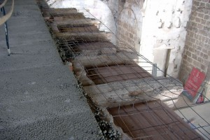 Rehabilitación coro 4 | Restauración litúrgica de la Iglesia de Sant Francesc de Xátiva (Valencia)