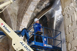 Bóvedas 2 | Restauración litúrgica de la Iglesia de Sant Francesc de Xátiva (Valencia)