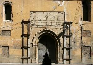 Portada estado previo | Restauración litúrgica de la Iglesia de Sant Francesc de Xátiva (Valencia)