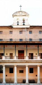 Claustro y espadaña | Rehabilitación de la Facultad de Teología San Vicente Ferrer, Valencia