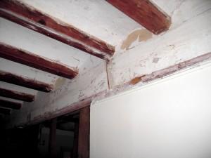 Estructura madera | Rehabilitación de la Facultad de Teología San Vicente Ferrer, Valencia