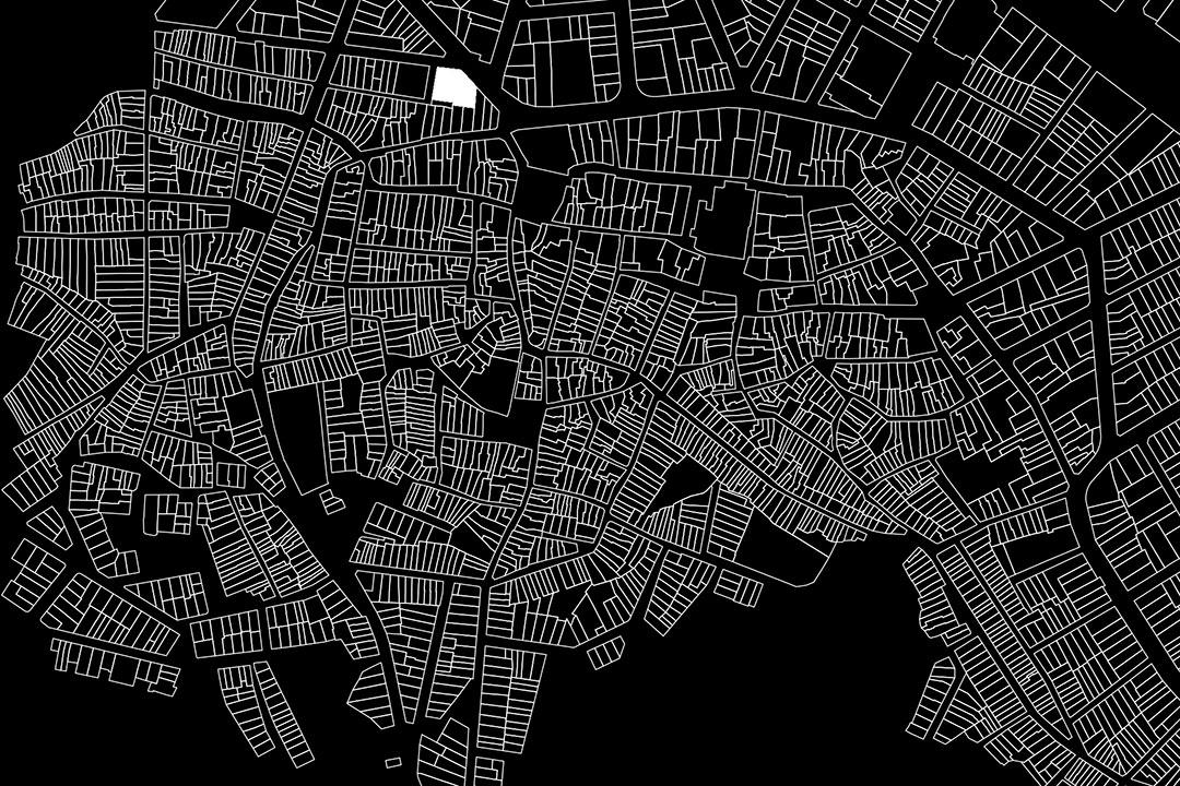 Emplazamiento | Edificio de viviendas y locales comerciales en Oliva (Valencia)