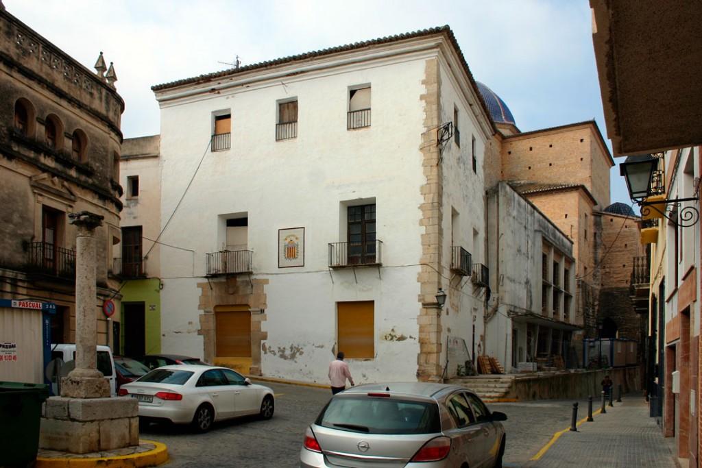 Estado previo | Rehabilitación del Centro Olivense, Casa de la Cultura de Oliva