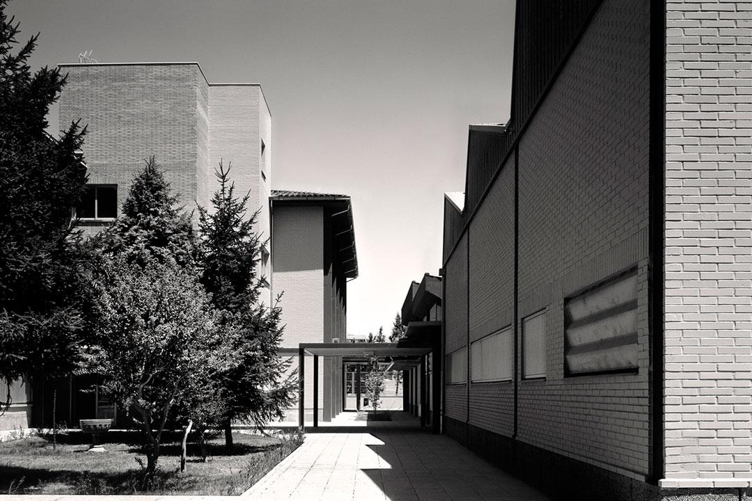 Taller y Gimnasio | Instituto de Educación Secundaria Alto Palancia, Segorbe