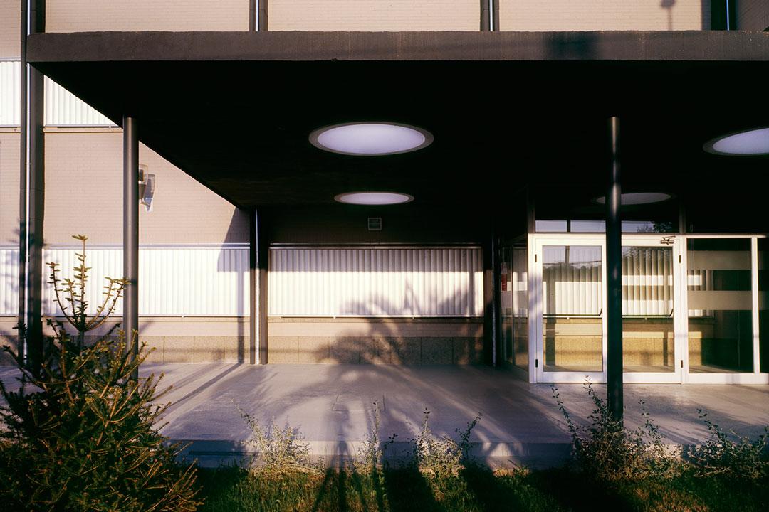 Acceso Edificio Principal | Instituto de Educación Secundaria Alto Palancia, Segorbe