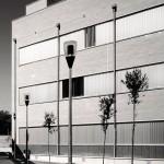 Fachada Edificio Formación Profesional de nueva planta | Instituto de Educación Secundaria Alto Palancia, Segorbe