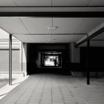 Paso en Edificio Formación Profesional de nueva planta | Instituto de Educación Secundaria Alto Palancia, Segorbe