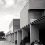 Pérgola lineal | Instituto de Educación Secundaria Alto Palancia, Segorbe