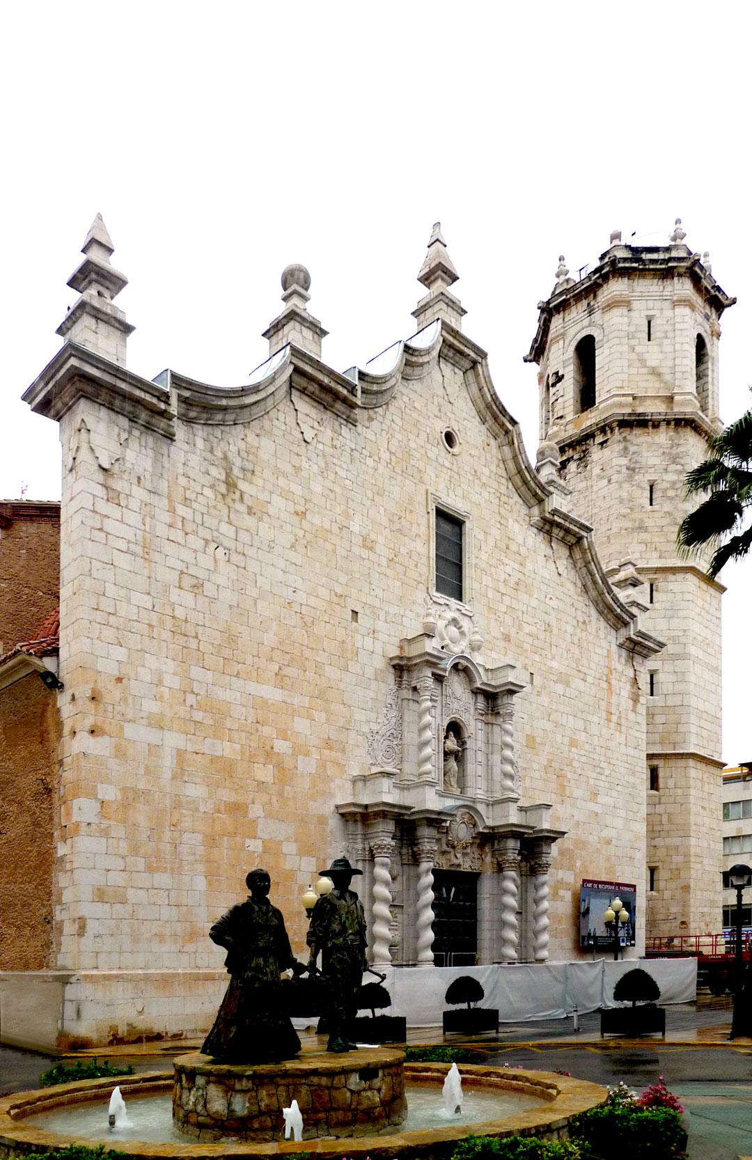 Rehabilitación de la Iglesia de San Bartolomé, Benicarló