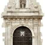 Portada San Bartolomé de Benicarló, transepto