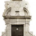 Portada San Bartolomé de Benicarló, Capilla de la Comunión