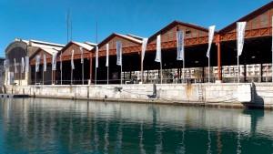 Presentado el proyecto del Tinglado nº 2 de la Marina Real