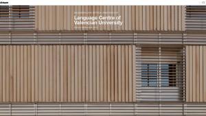 Divisare.com publica la obra del Centre d'Idiomes de la Universitat de València