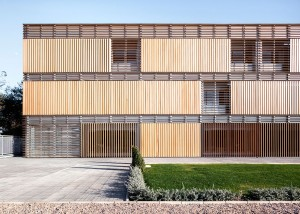 Centre d'Idiomes de la Universitat de València, premio internacional de arquitectura