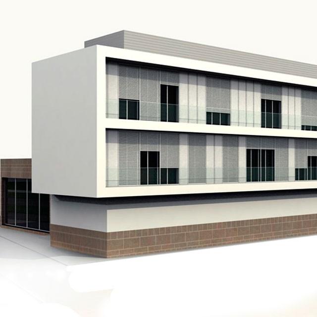 Proyecto CEFIRE, Centro de Formación, Inovación y Recursos Educativos de Alzira, Valencia