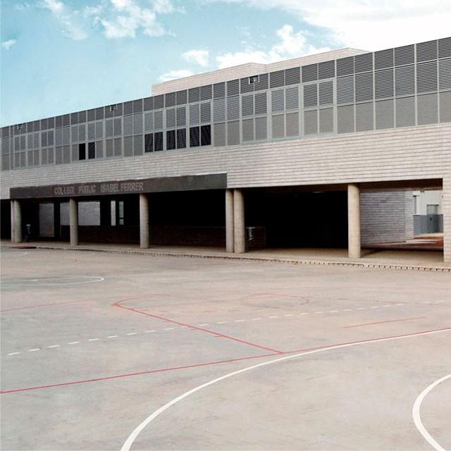 Colegio Público «Isabel Ferrer» de Castellón de la Plana, Castellón