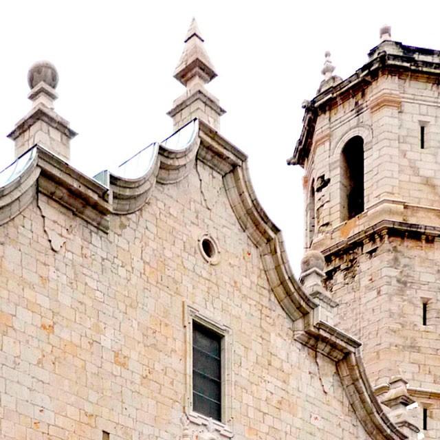 Rehabilitación de la Iglesia de San Bartolomé, Benicarló (Castellón)