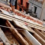 Reparación de cubierta y retejado