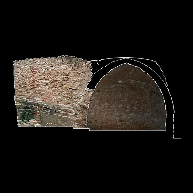 Sector histórico «Arco-Nevero» de Yátova, Valencia