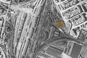 1956 Parque Central | Habilitación de Centro de día municipal para jóvenes y Centro municipal de Servicios Sociales en Nave 4 de Parque Central, Valencia