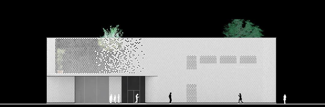 Nuevo proyecto de edificio `Multiusos´ al Campus de Altea de la Universidad Miguel Hernandez de Elche, Alicante