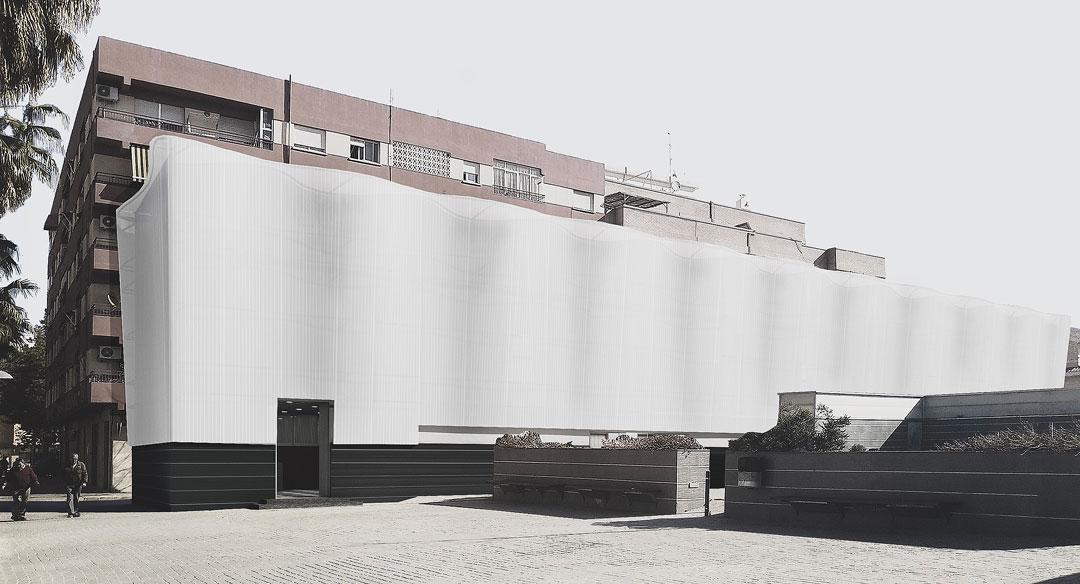 Edificio multiusos para servicios municipales en Sedaví, Valencia