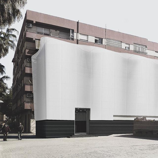 Multiusos para servicios municipales en Sedaví, Valencia