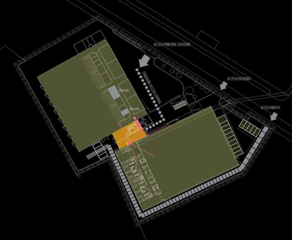 Pabellón deportivo auxiliar del pabellón 9 Octubre de Algemesí